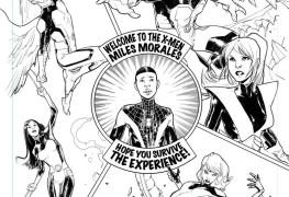 All-New X-Men #32 art