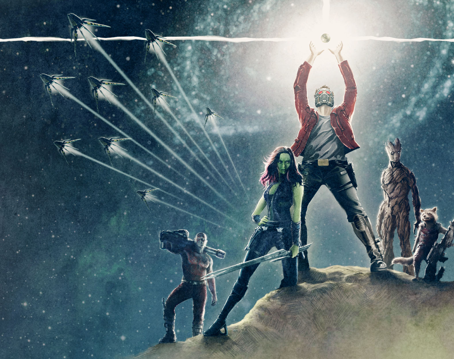 Star Wars Gets The Guardians Of The Galaxy Trailer