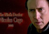 American Doctor Who - Nicolas Cage
